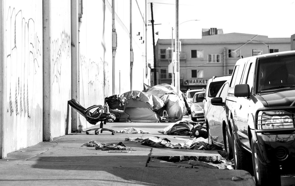 Skid Row, Los Angeles, CA 22.6.2017