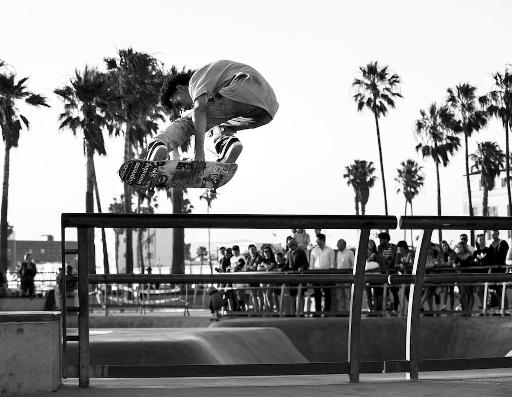 Venice Beach, Los Angeles, CA 21.6.2017