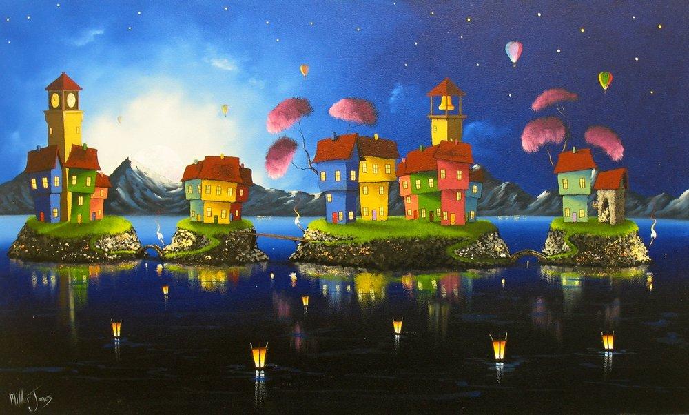 'Town of Dreams' - 30