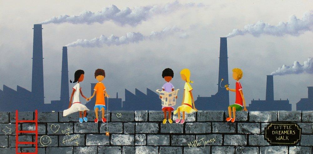 'Little Dreamers Walk' - 12