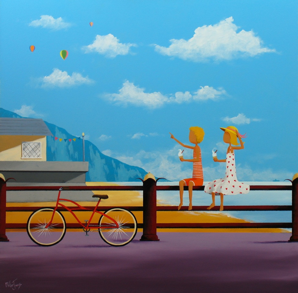 'Meeting by the Pier' - 24