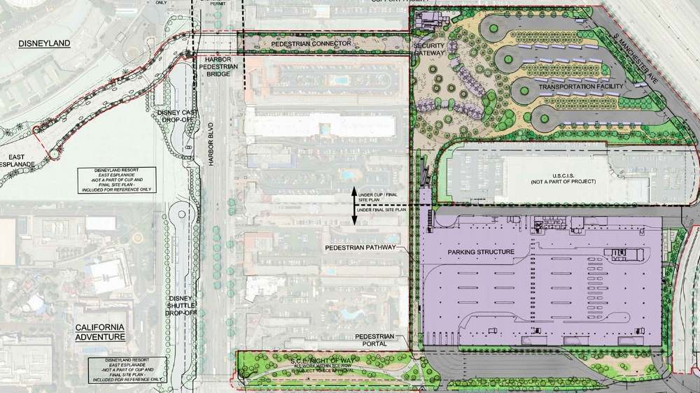 There was speculation that the new Eastern Gateway would leave room for DCA (and a new Marvel-themed land) to expand into what is currently the shuttle buss drop off.  But now that this plan has been nixed, it looks like the Avengers will be focused on the space between Hollywood Land and Cars Land.