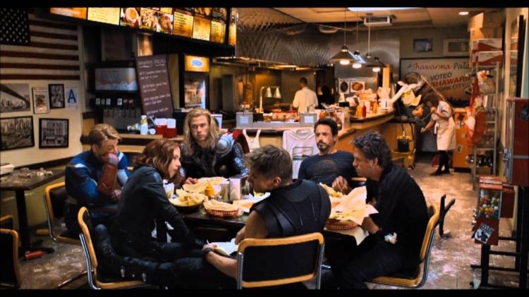 The Avengers (2012, Marvel Studios)