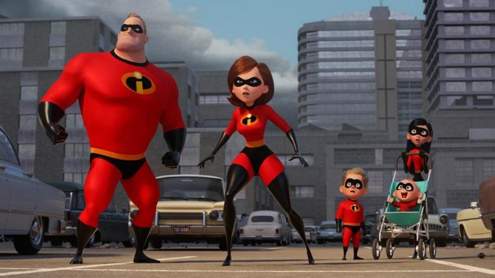 Disney/Pixar's Incredibles 2 (2018)