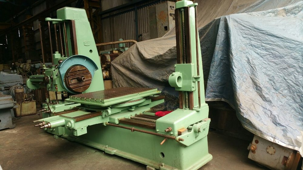 WMW Union BFT 80/3 Boring Machine