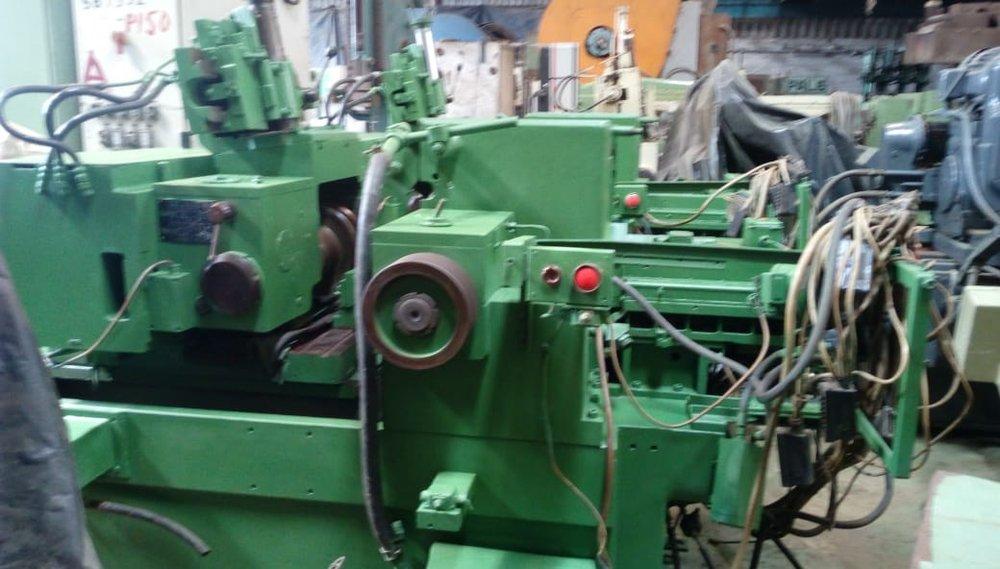 WMW MIKROSA SASL 125/1A Centerless Grinding Machine