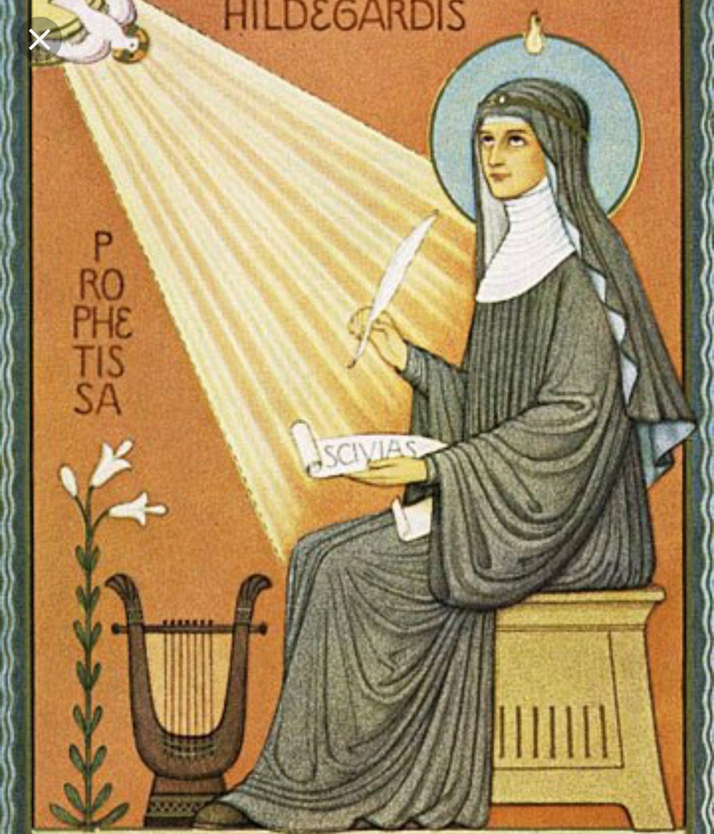 hildegarde of bingen