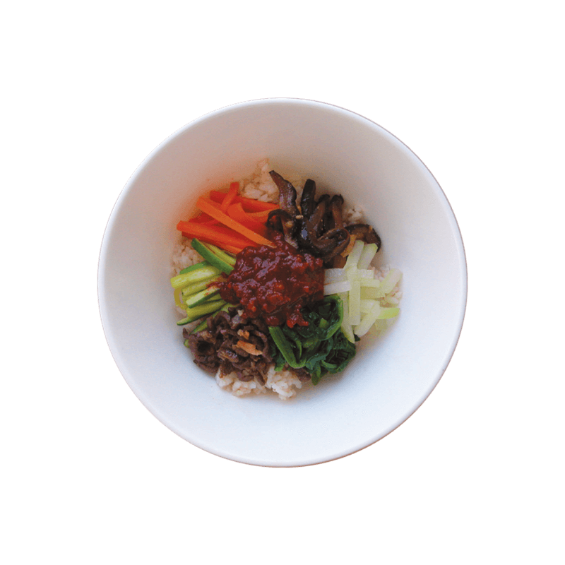 Cooking class in Seoul - Korean food Bibimbap