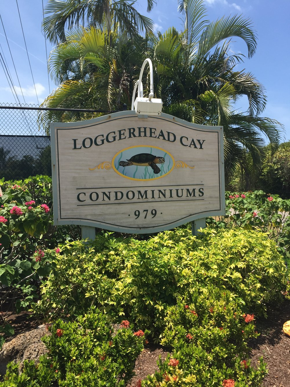 Entrance to Loggerhead Cay Condo.JPG