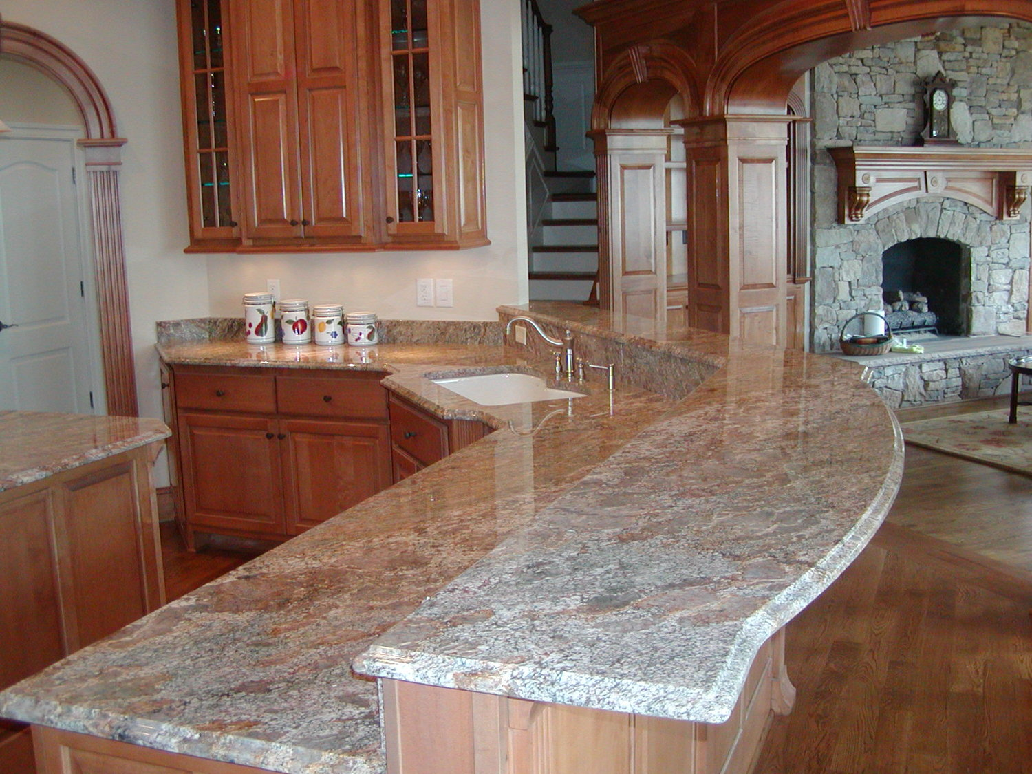 options quality countertops stone virginia for brown granite beach fantasy top white va