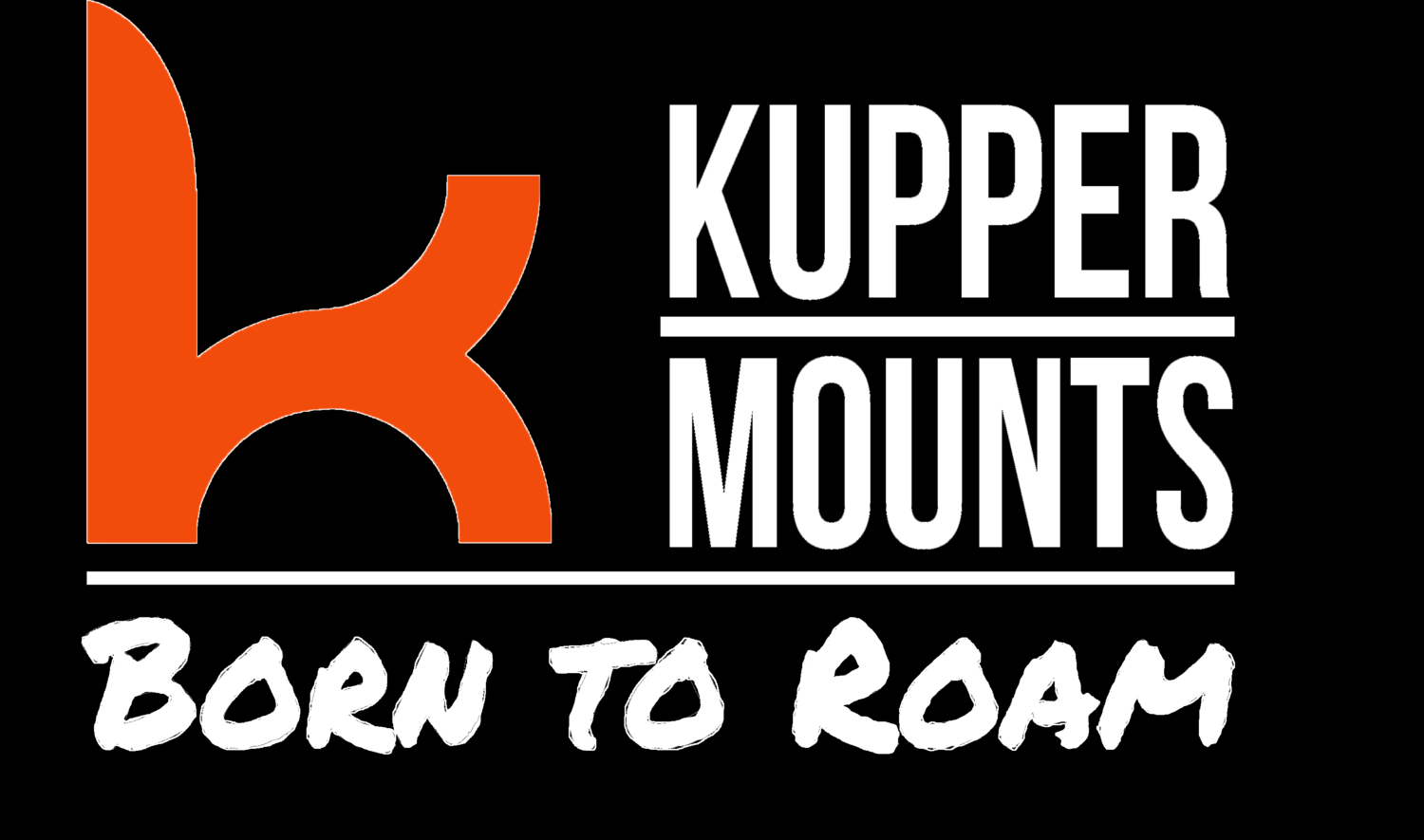 Kupper Mounts - Born To Roam