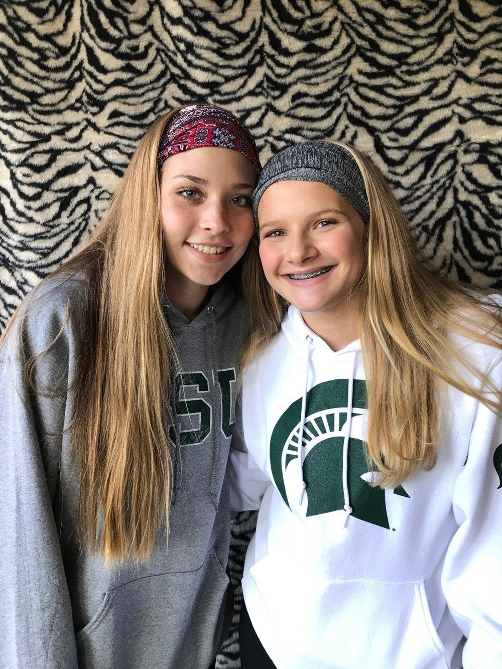 Lauren Moran & Jacq Williams: Bandeau Headbands: $10