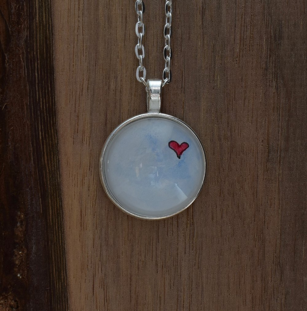 Heart Small Pendant