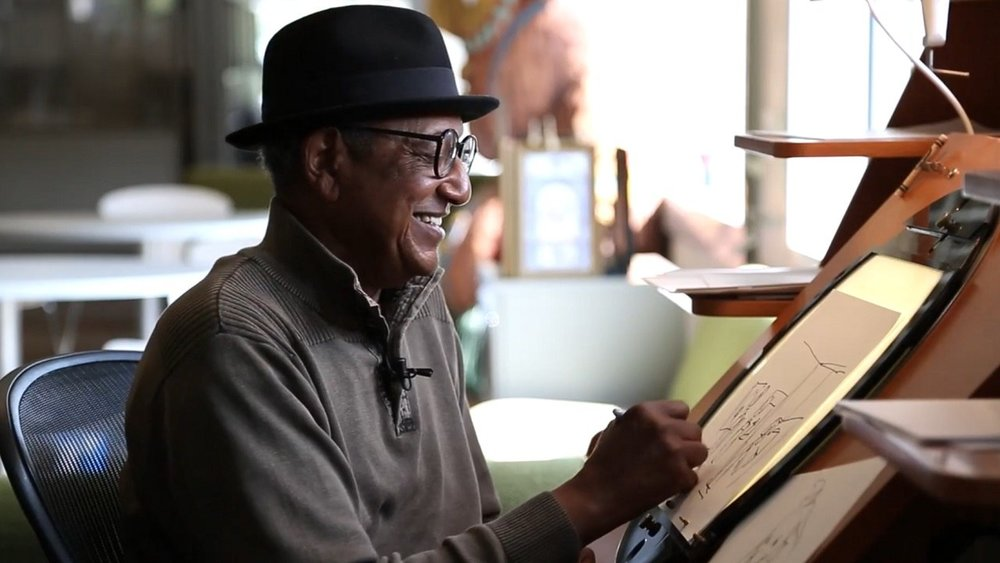 Floyd Norman: An Animated Life - 動畫人生