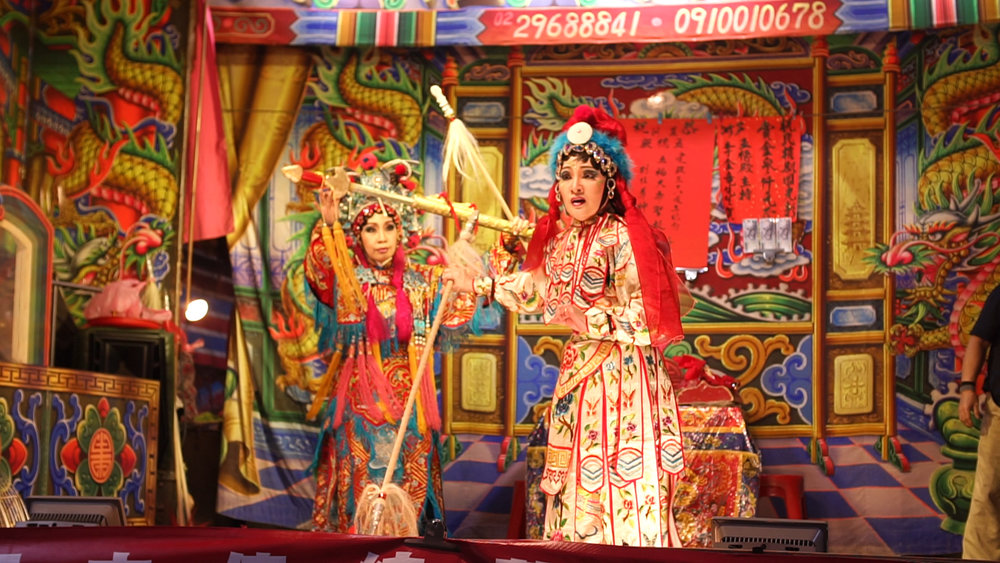 Backward Glances: Taiwanese Opera in Taipei - 大城歌仔