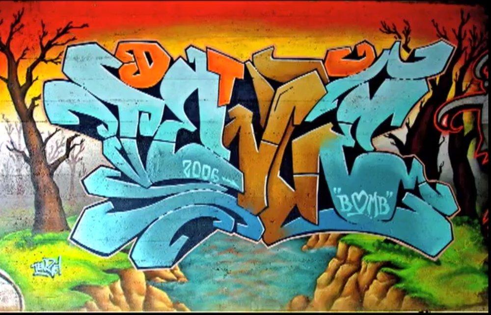 Spraymasters - 整個城市都是我的塗鴉牆