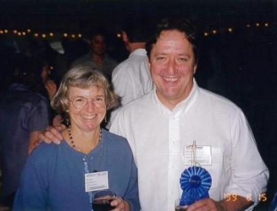 Bob Stetson and Letty Kilmoyer