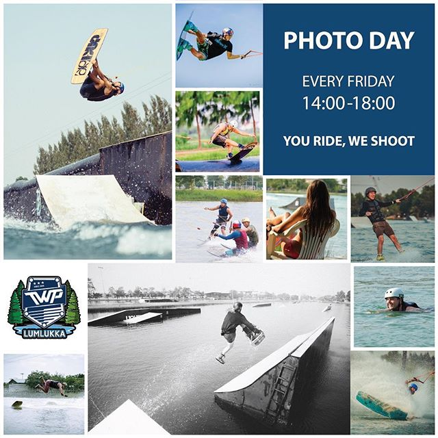 Come ride at TWP Lumlukka 😉 & get your cool pictures every Friday for FREE 🤘🏻 Just ride and we will take cool pictures of you 👌🌴💦 #TWP #THAIWAKEPARK #TWPLUMLUKKA #BESTWAKEPARK #TWPPHOTODAY  PS.  We respect your privacy, if you don't want to be taken pictures, just let us know 😃