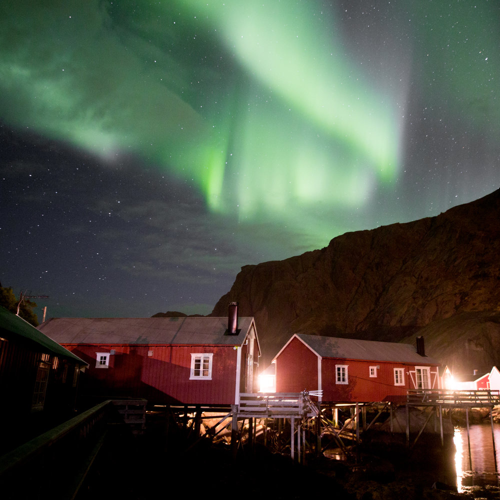 The most incredible natural phenomenon…  -
