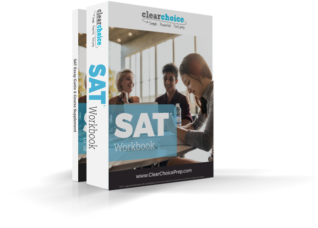 SAT curriculum workbook sample
