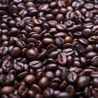 fig 1. Coffee Beans