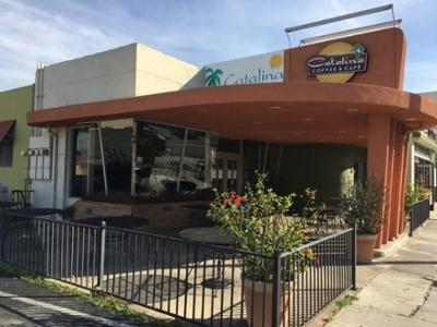 fig. 3 - R.I.P. Catalina Coffee Shop
