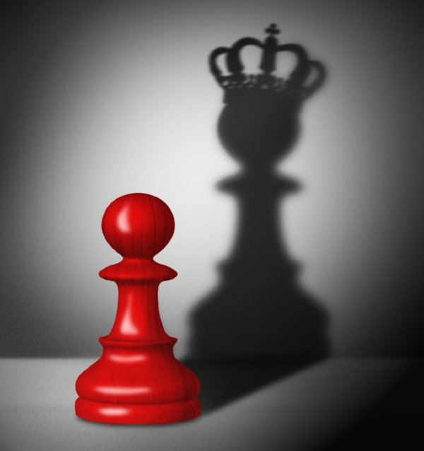 pawn with queens shadow.jpg