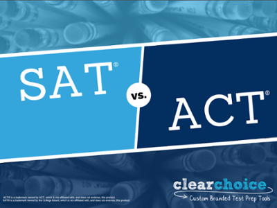 Ebook - SAT vs. ACT