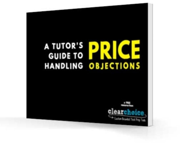 a tutors guide to handling price objections ebook