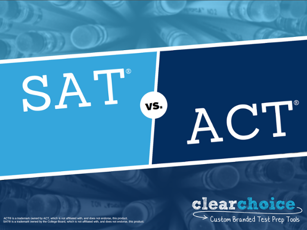 Free Ebook SAT vs ACT