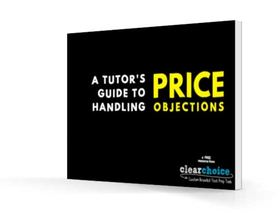 a tutor's guide to handling price objections ebook