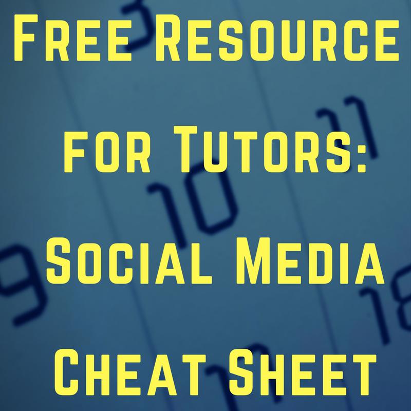 free tools for tutors — Test Prep Tutor Blog | Clear Choice