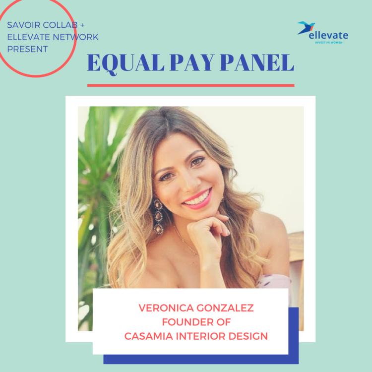 Veronica Gonzalez - Founder of Casamia Interior Design