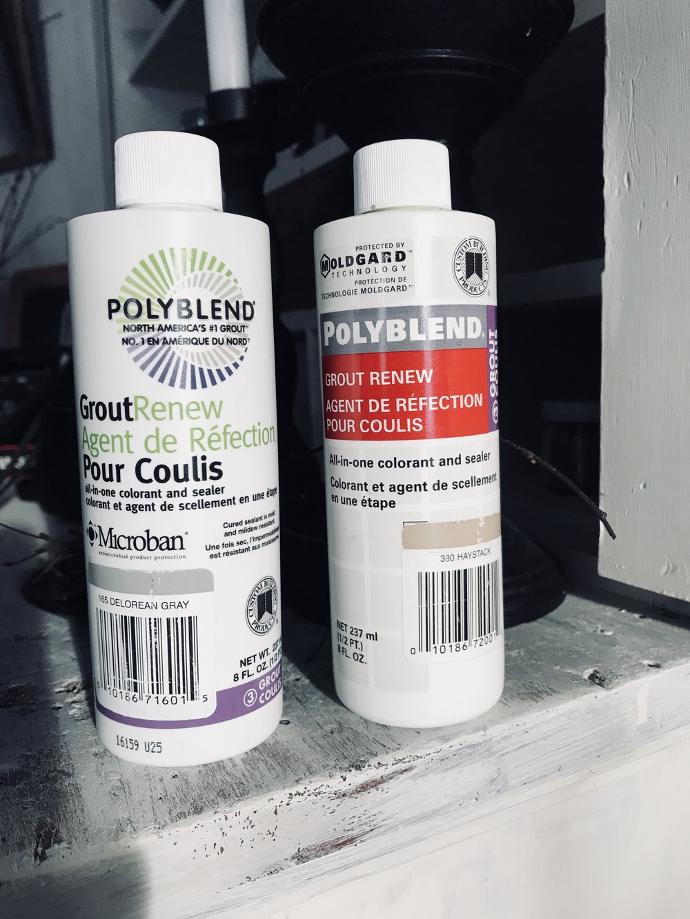 Grout Fix - Polyblend Grout Renew