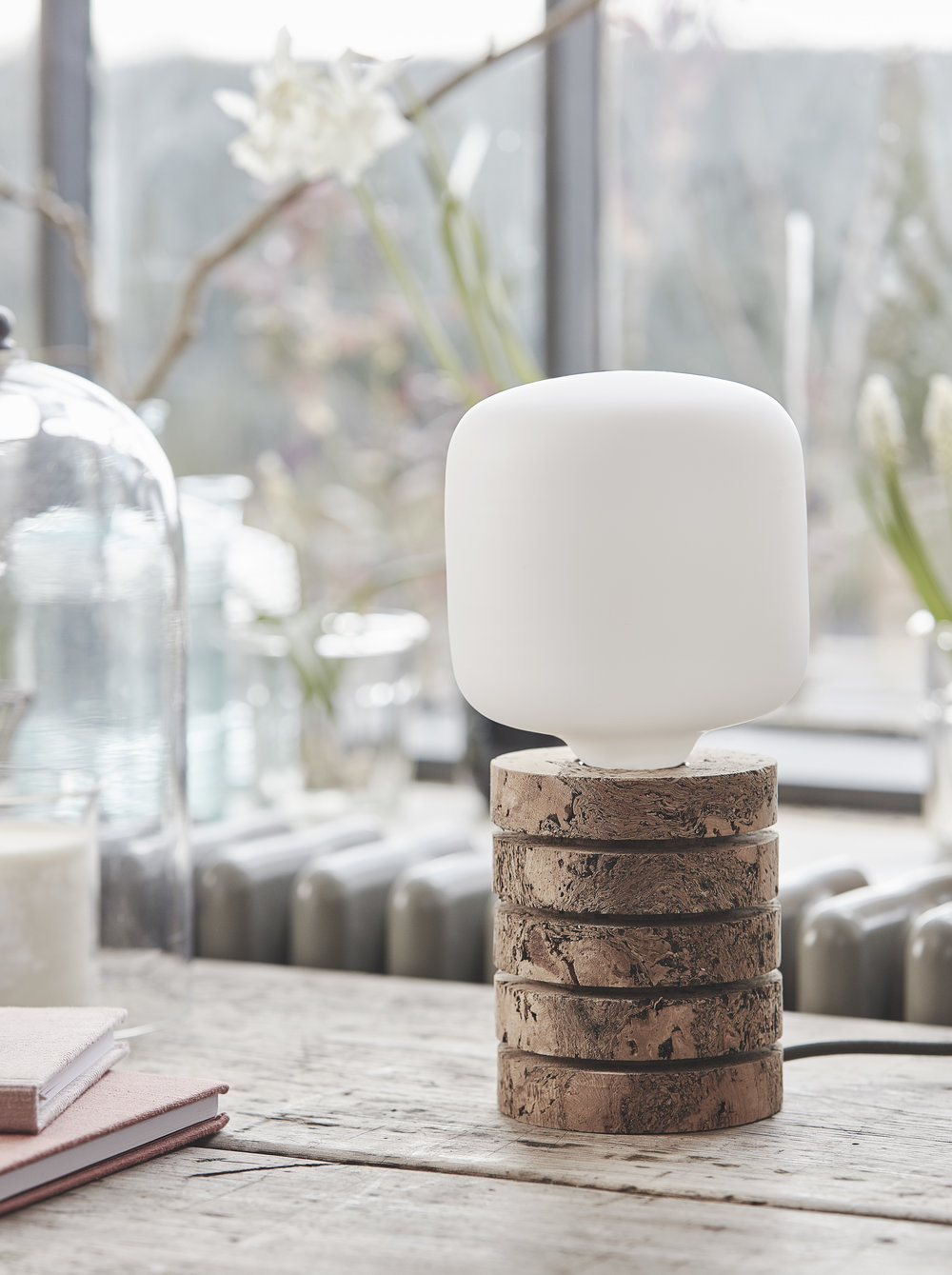 Our Brand new range of table lights