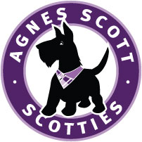 Agnes Scott College old athletics logo