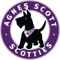 Agnes Scott College old athletics logo