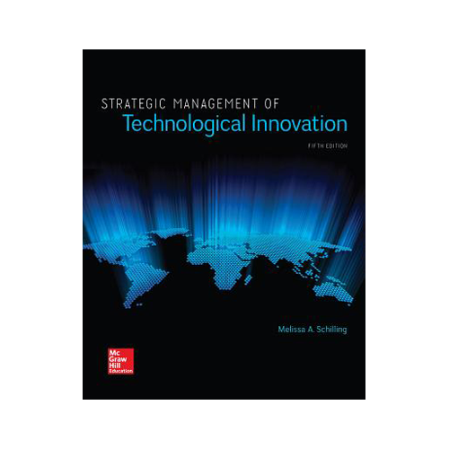 "Strategic Management of Technological Innovation   Melissa Schilling  This book is rich in recent case studies for which it describes modern companies of today and how they foster, compete, and saturate the market with innovations that change their respective industries and obliterate incumbents. If you've heard of the saying ""disrupting the industry"", this book shows the factors that led to these business decisions."