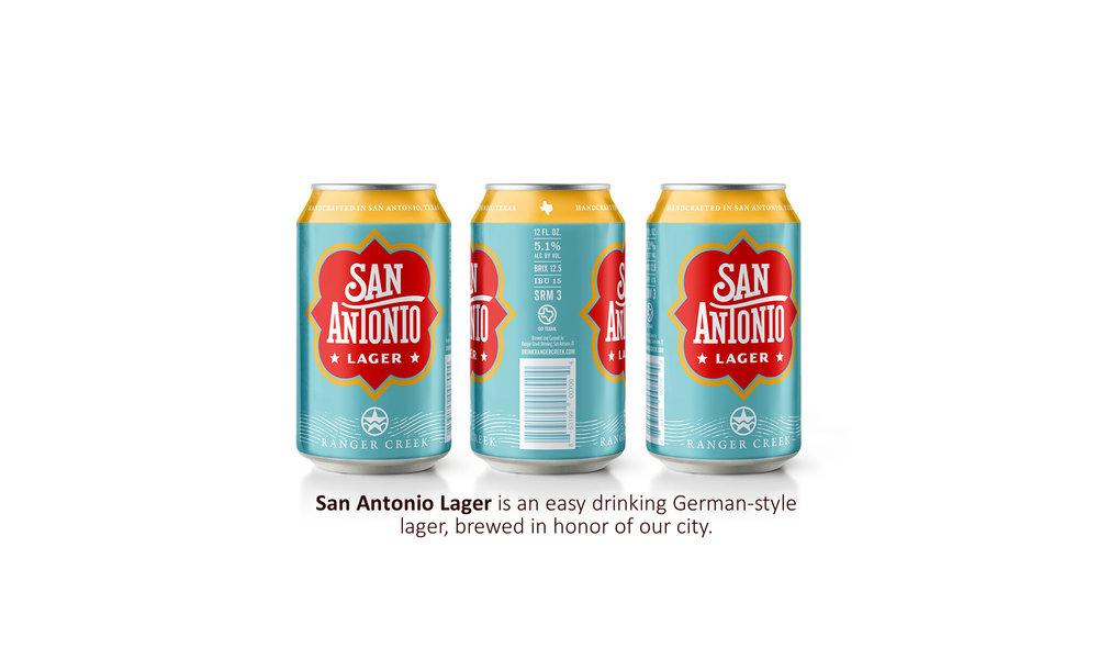 San Antonio Lager