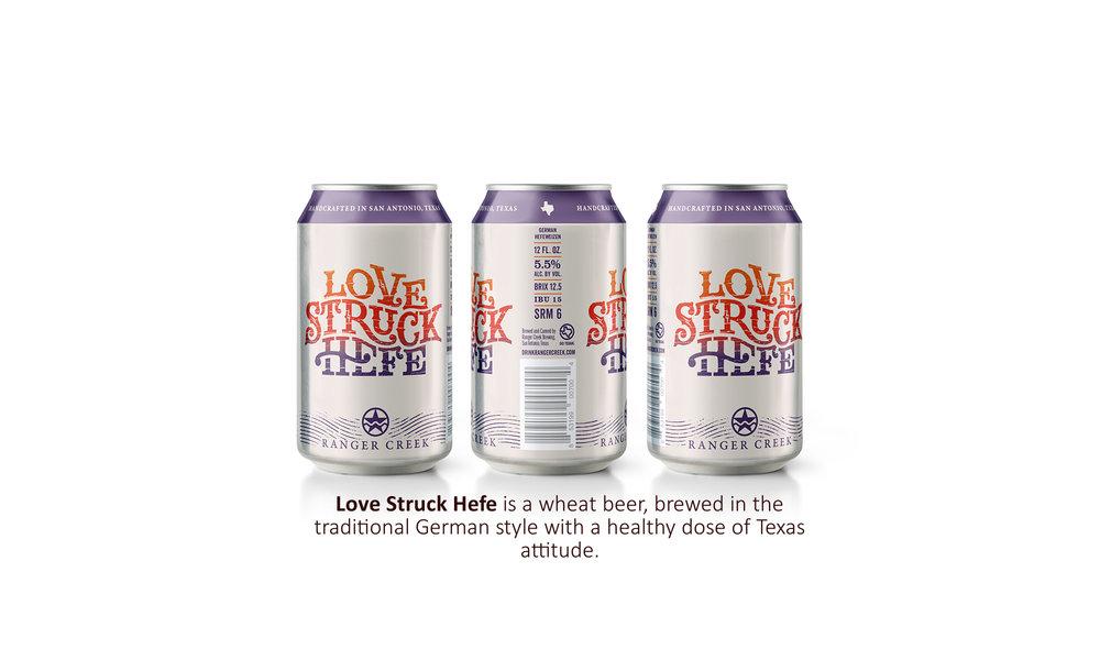 Love Struck Hefe