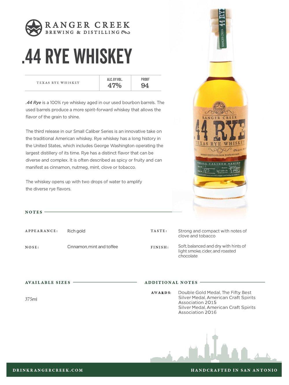 .44 Rye