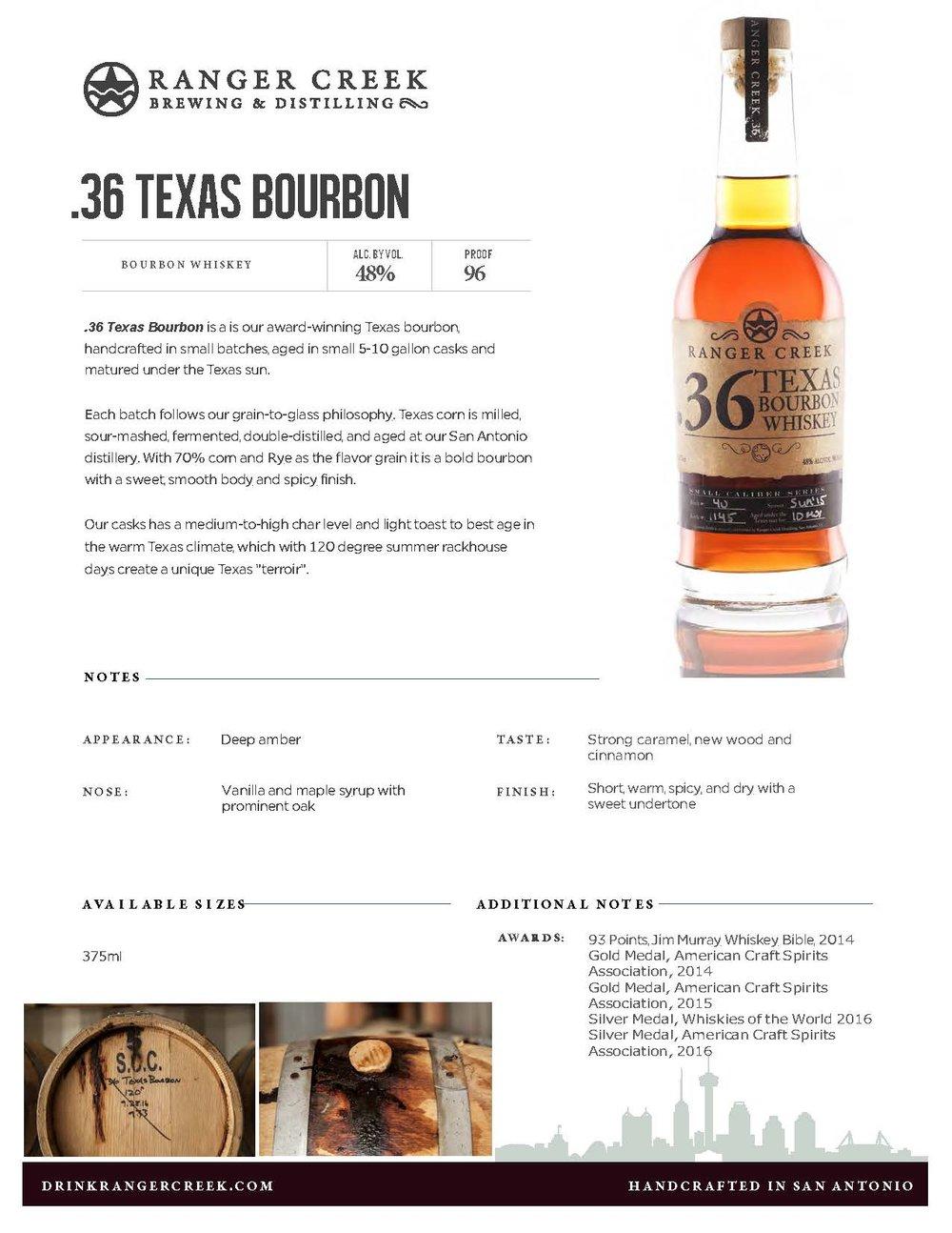 .36 Bourbon
