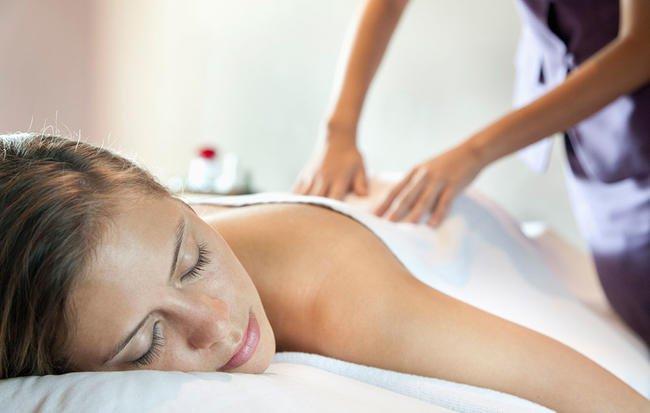 WOMEN'S HEALTH - I Got A Menstrual Massage — Here's What Happened