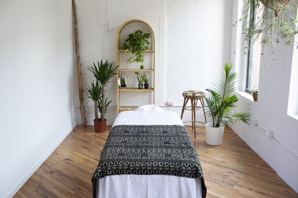 BOOK A MASSAGE IN DUMBO TODAY  - Embark on your rejuvenation journey. To schedule a massage, book online, or call our studio at 646.470.0513.
