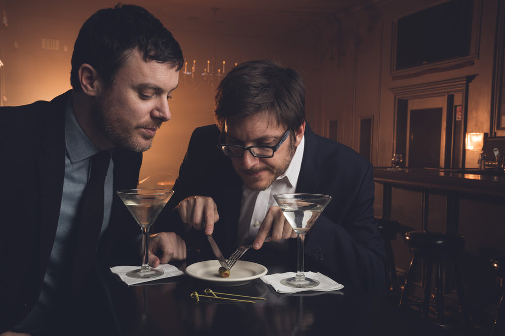 About the authors  - Before dedicating themselves to saving the world  one dinner party at a time, Brendan Francis Newnam and Rico Gagliano created and hosted The Dinner Party Download — a public radio show and podcast about arts, culture and food that aired on nearly 200 stations nationwide.  It was named