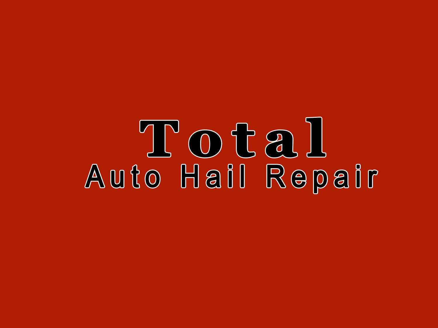 totalautohailrepair.com