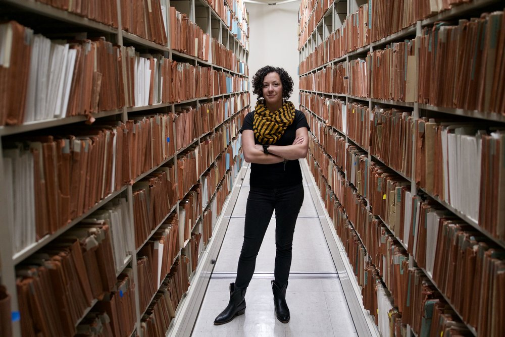 From Our Archive: A Look Inside with Senior Archivist, Sara Manco -