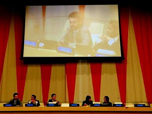 United Nations' ECOSOC – New York, NY