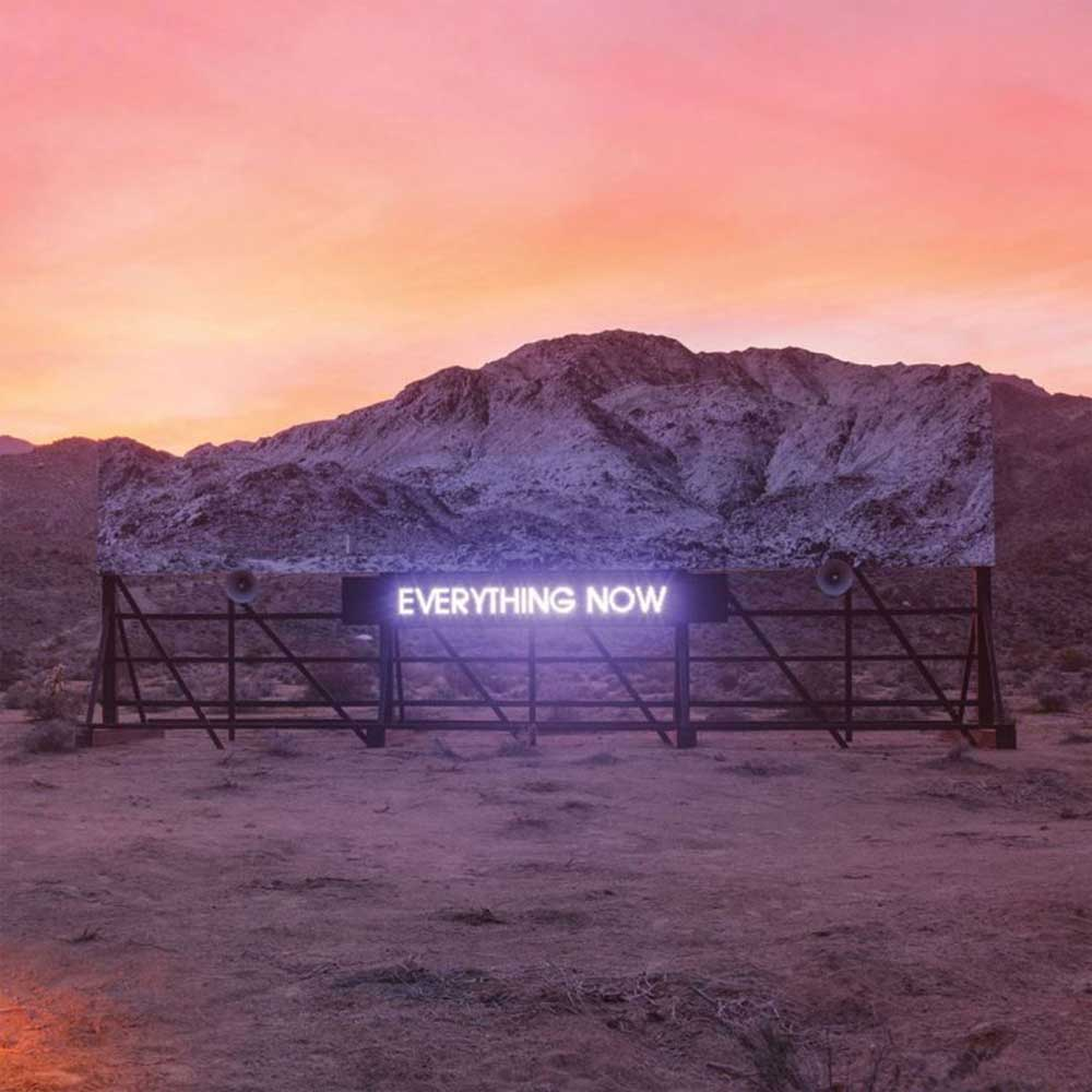 EVERYTHING NOWby Arcade FireExplore the connection between getting more and having less in this album full of paradoxes. - Genre: alt rock