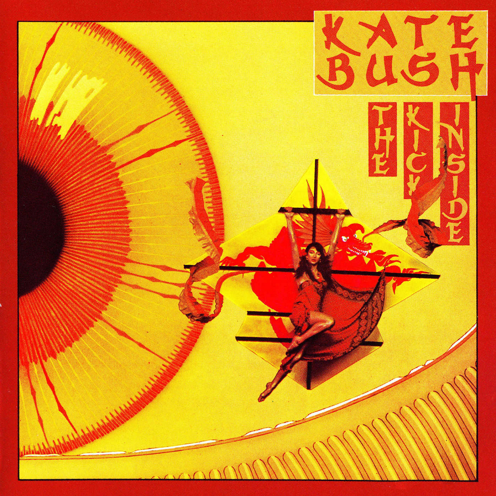RETROSPECTIVE:THE KICK INSIDE by Kate Bush Forty years ago this week, Kate Bush released the album that would make her the first woman in UK history to chart with a song she herself had written. But what made this hugely influential album so different than the standard pop fare of the day? - GENre: artrock